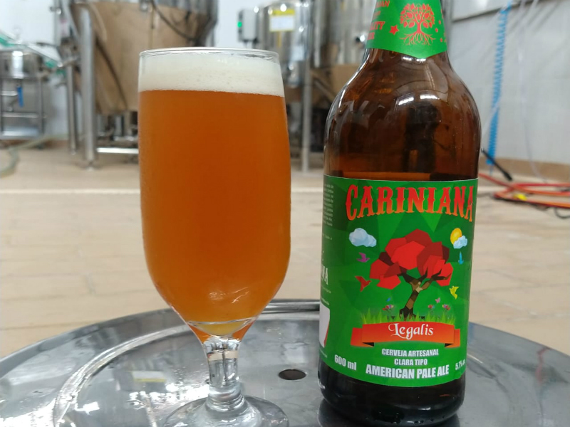 Cerveja Cariniana Legalis