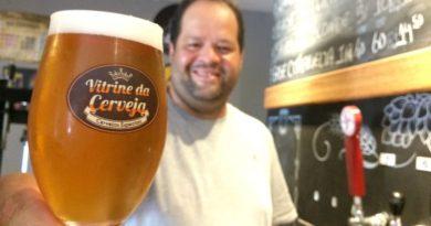 Claiton Santos Vitrine da Cerveja