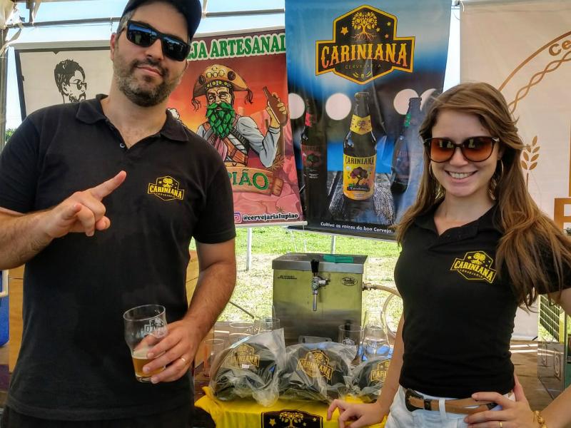 Sócios da Cervejaria Cariniana de Amargosa