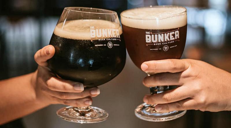 cervejas The Bunker