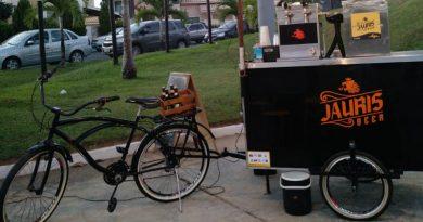 Jauris Beer Bike