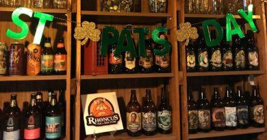 St Patrick's Day Rhoncus