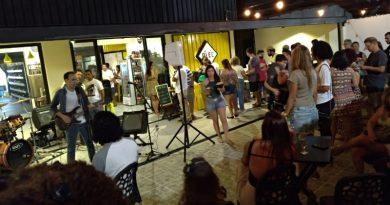 Blues Session na Casa Olec Salvador