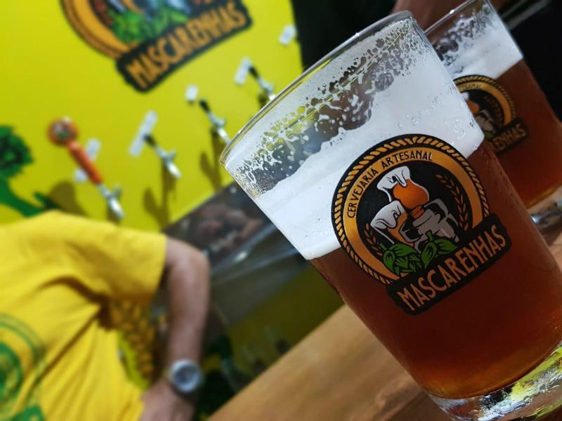 chopp artesanal Cervejaria Mascarenhas