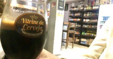 chopp Vitrine da Cerveja