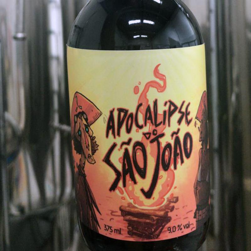 Apocalipse do São João, cerveja da Feyh Bier