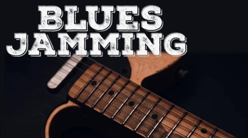 guitarra de blues