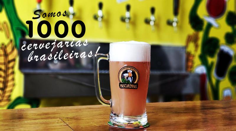 copo de cerveja no balcão da Cervejaria Mascarenhas