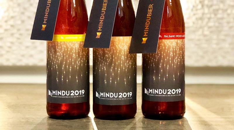 cervejas colaborativas da Mindubier