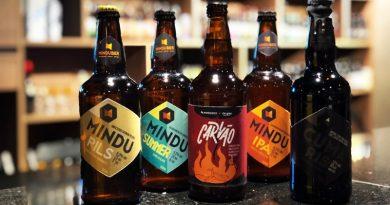 garrafas da cerveja Mindubier