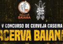 ACervA Baiana abre inscrições para concurso de cerveja caseira